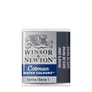 Bilde for kategori W&N Cotman akvarellmaling 1/2pan