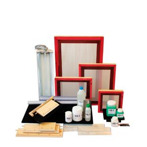 Bilde for kategori Utstyr til Serigrafi/Silketrykk