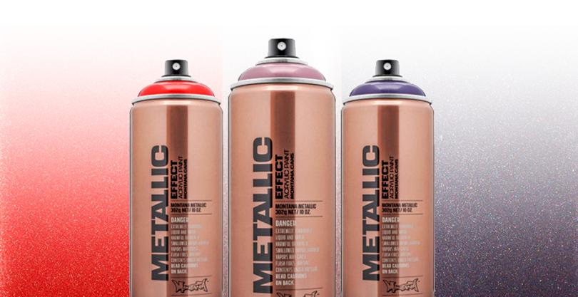 Montana Metallic i 3 nye farger