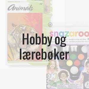Bilde for kategori Hobby og lærebøker