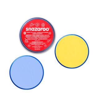 Bilde for kategori Ansiktsmaling løse farger