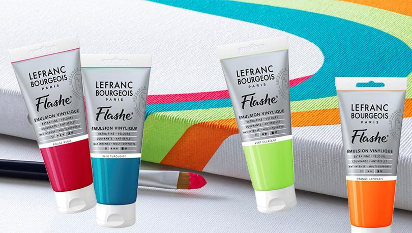 Lefranc & Bourgeois Flashe vinylfarge