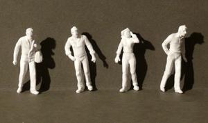 Bilde for kategori Modellbygging - Figurer