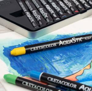 Bilde for kategori Cretacolor Aquastick