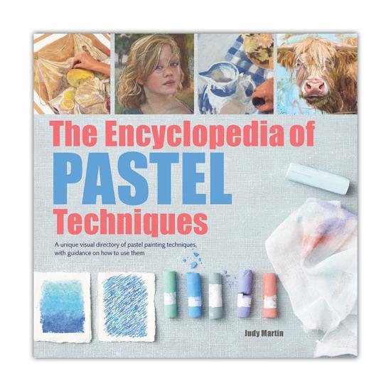 Bilde av Bok The Encyclopedia of Pastel Techniques