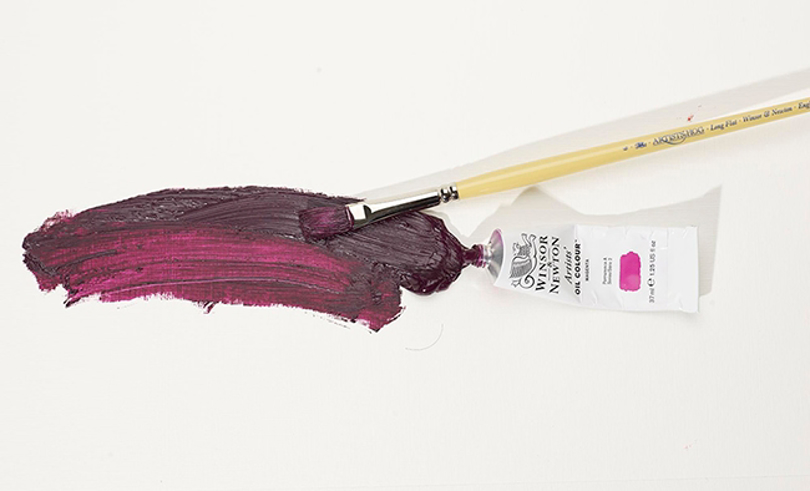 Winsor & Newton Artists' Oil Colour i 124 farger