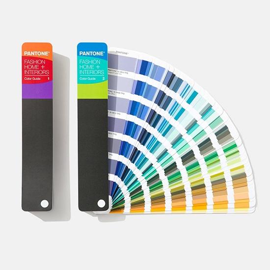 Bilde av PANTONE F+H Color Guide 2020, papir