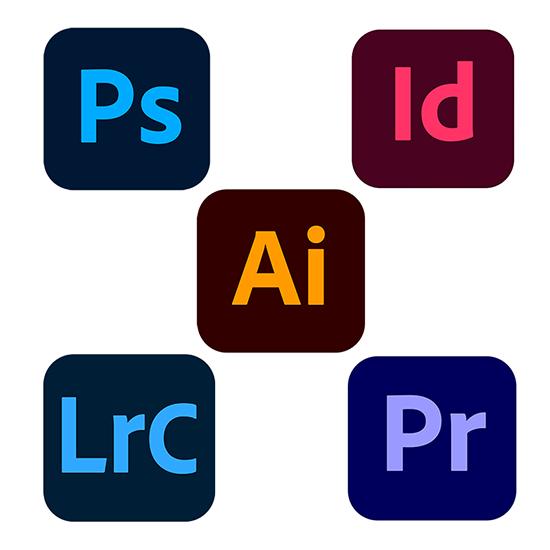 Bilde av Adobe Creative Cloud - Single App
