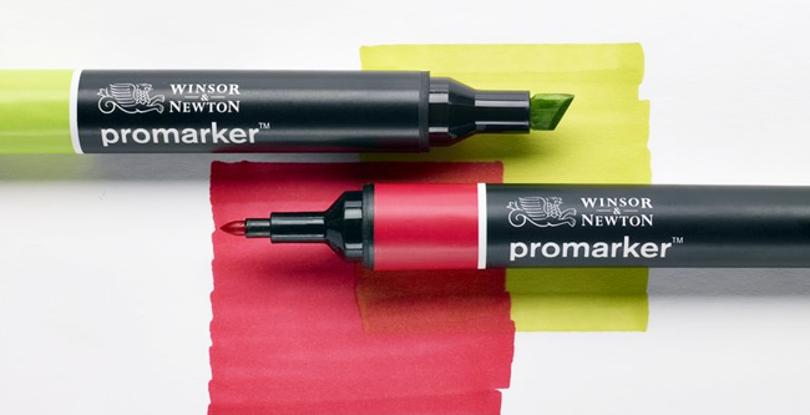 Promarker i 26 nye farger!