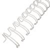 Bilde av Stålspiral 5,5mm Hvit