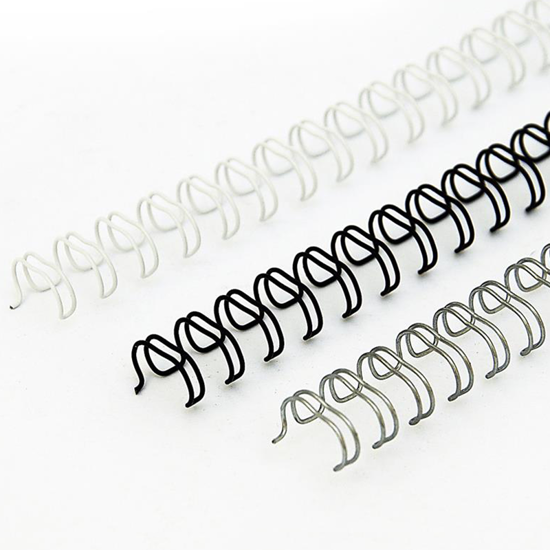 Bilde av Stålspiral 6,9mm Hvit