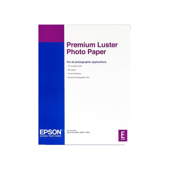 Bilde av Epson Premium Luster Photo A3+