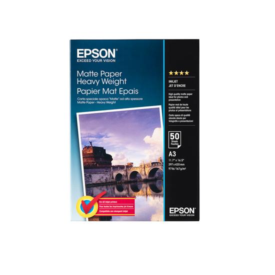 Bilde av Epson Paper Heavyweight A3+