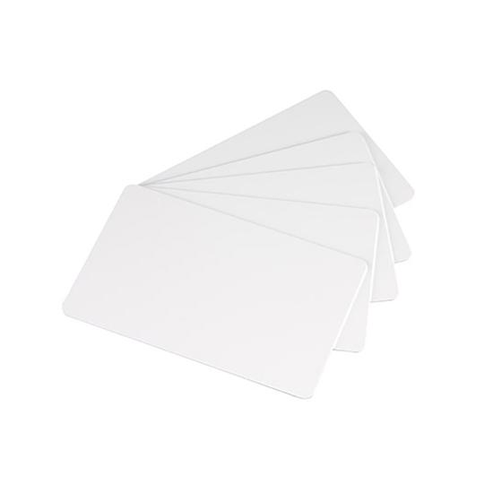 Bilde av Plastkort hvit C4001