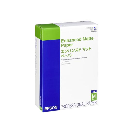 Bilde av Epson Enhanced Matte Paper - A4 -192gr.
