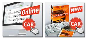 Bilde for kategori Car online