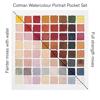 WN sett Cotman Portrait Pocket