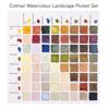 WN sett Cotman Landscape Pocket